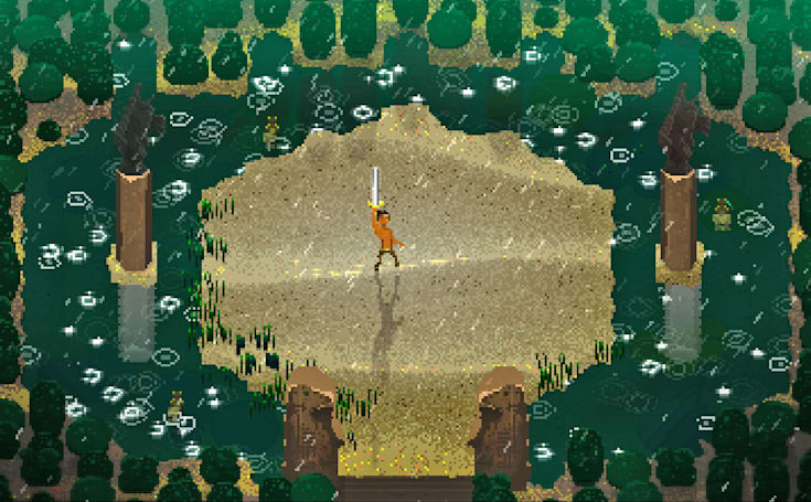 Pixel art RPG 'Songbringer' arrives on PS4 September 5th
