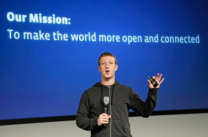 Facebook 研究利用毫米波提供免费互联网服务