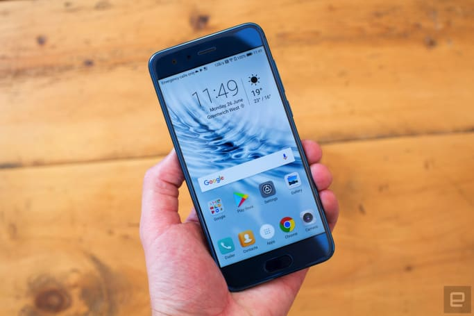 The Honor 9 is a cheaper, smaller flagship