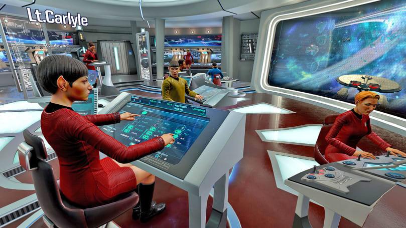 IBM Watson adds voice commands to 'Star Trek' VR game