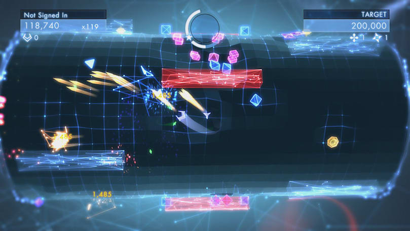 Activision's dipping its toe into indie gaming with 'Geometry Wars 3: Dimensions'