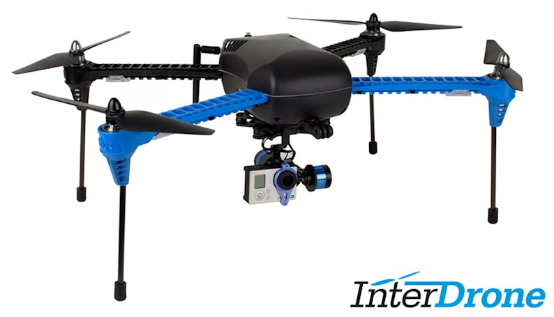 Engadget giveaway: win a 3DR IRIS+ courtesy of InterDrone!