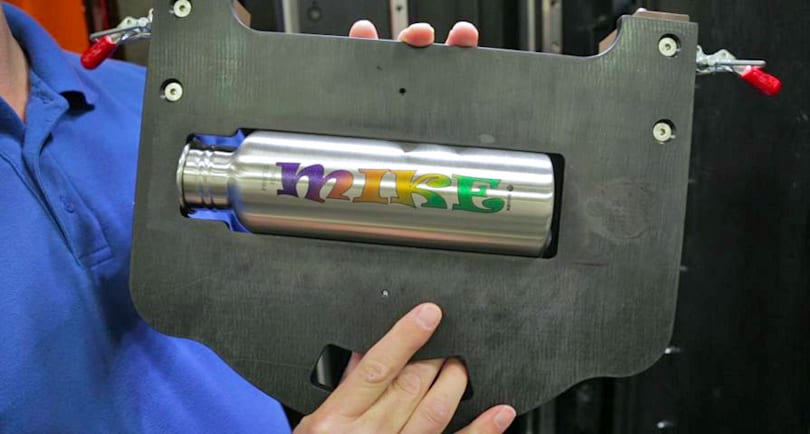 Xerox 展示一台可以喷印在任何 3D 物体上的「打印机」