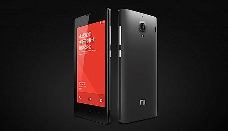 TD-LTE 版红米 1s 也來了,依然 699 元