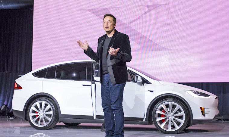 Tesla's market value surpasses Ford