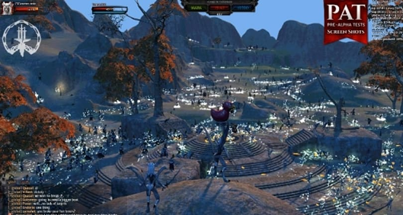 Camelot Unchained's fourth newsletter covers the state of the game