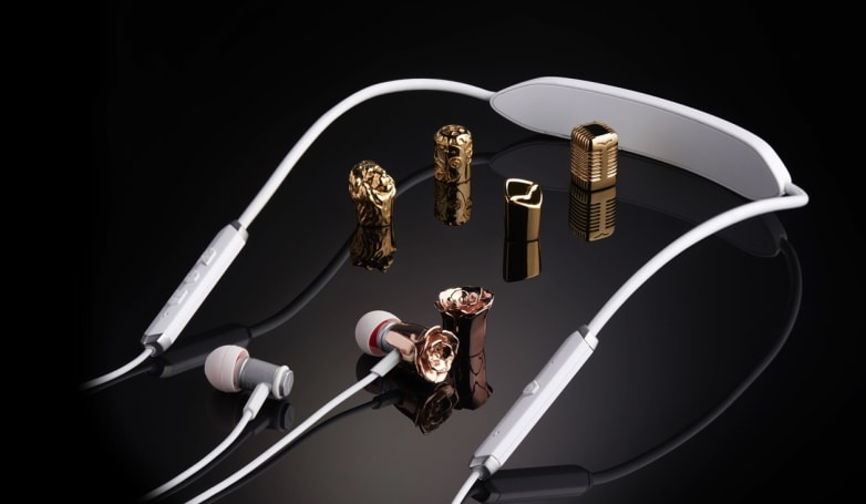 V-Moda's wireless earbuds pack fitness features in a familiar design