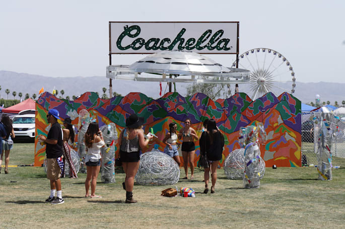 How I tried and failed to be social at Coachella