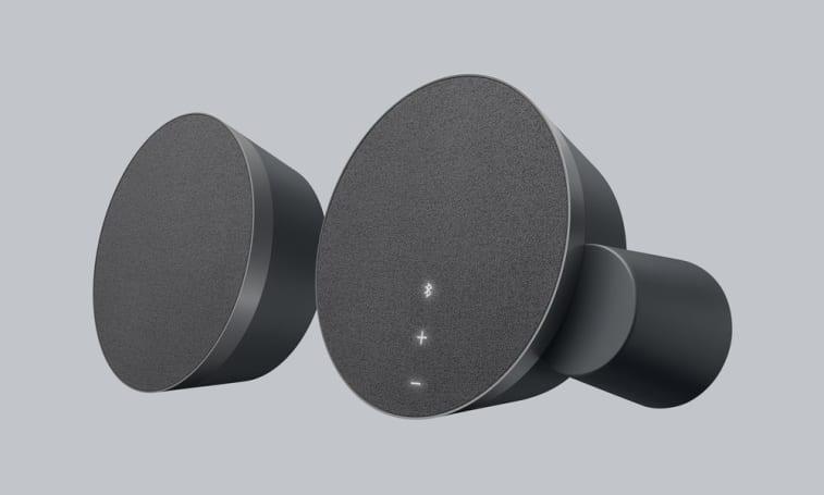 罗技的 MX Sound 喇叭可以用手势启动控制