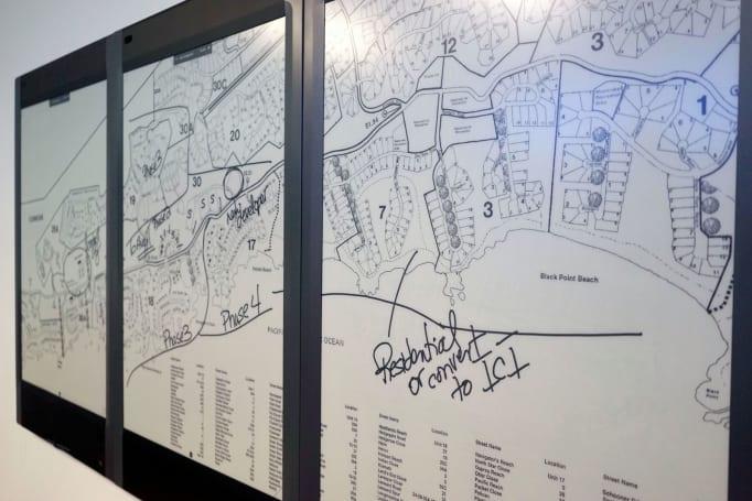 QuirkLogic's Quilla is a massive 42-inch E Ink whiteboard