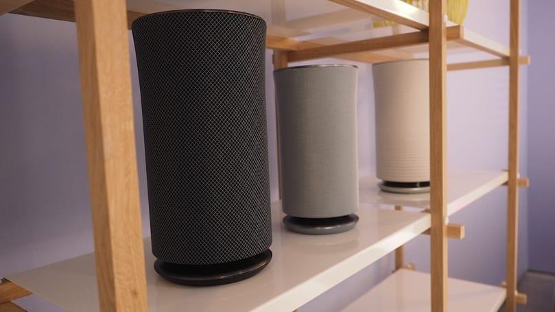 Samsung's 360-degree wireless speakers take aim at Sonos