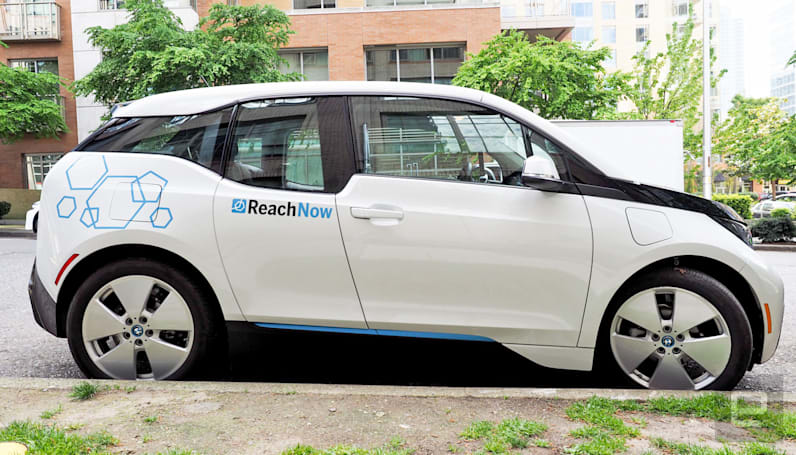 BMW expands its ReachNow car-share service to Brooklyn