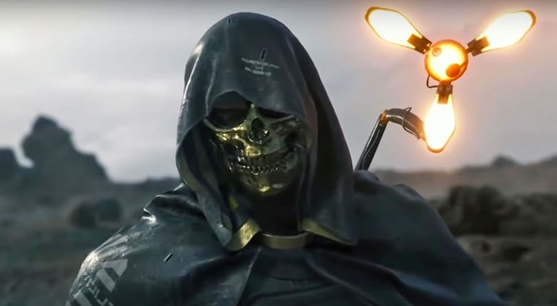 'Death Stranding' adds Troy Baker to its star-studded cast