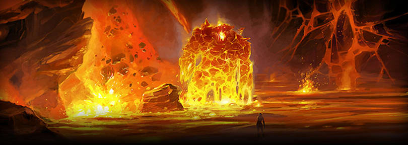 Blizzard looks back at the Molten Core