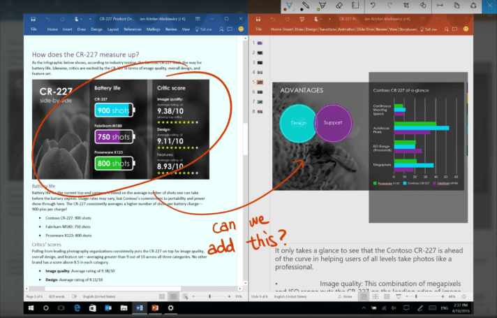 Microsoft rolls out Windows Ink for beta testers