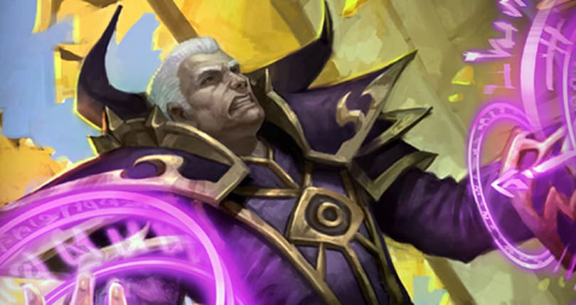 Know Your Lore, Tinfoil Hat Edition: The mystery of Archmage Khadgar