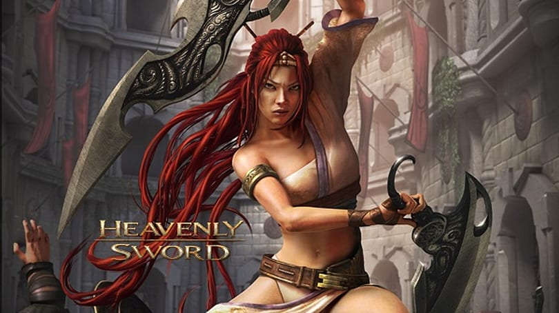 Heavenly Sword movie slicing and dicing in September