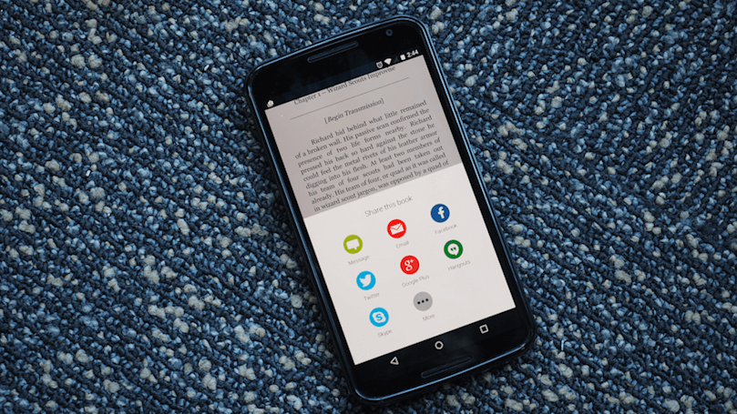 Amazon 'Instant Previews' let friends peek at what you're reading
