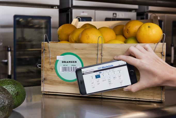 Suppliers and retailers will use blockchain to keep food fresh