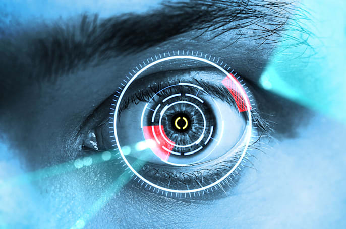Our fingerprints, eyes and faces will replace passwords