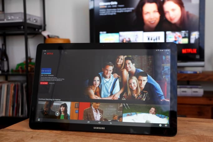 I just don't understand why Samsung's Galaxy View exists