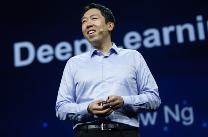 百度首席科學家吳恩達宣佈離職