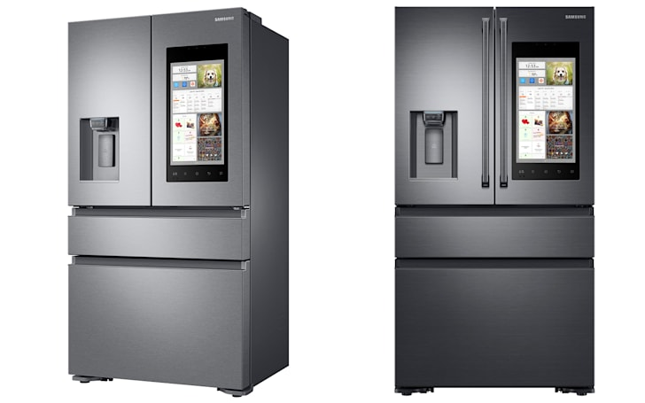 Samsung's virtual assistant might live in your fridge