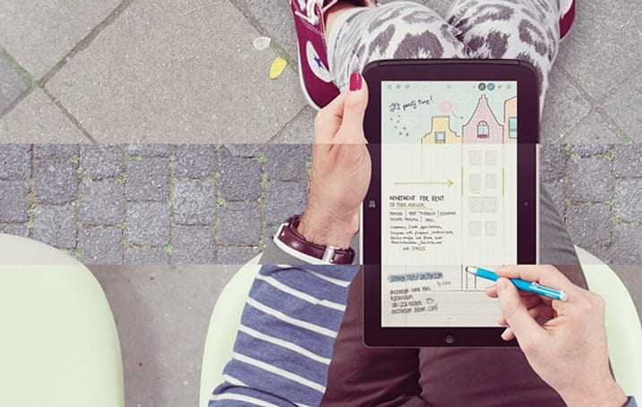 Wacom's sketching app finally arrives on Android, Kindle Fire and Windows 8