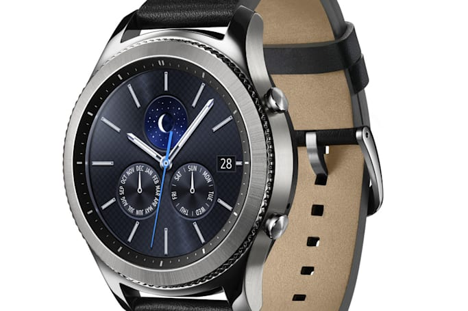 Samsung trademark hints at a future Galaxy Watch