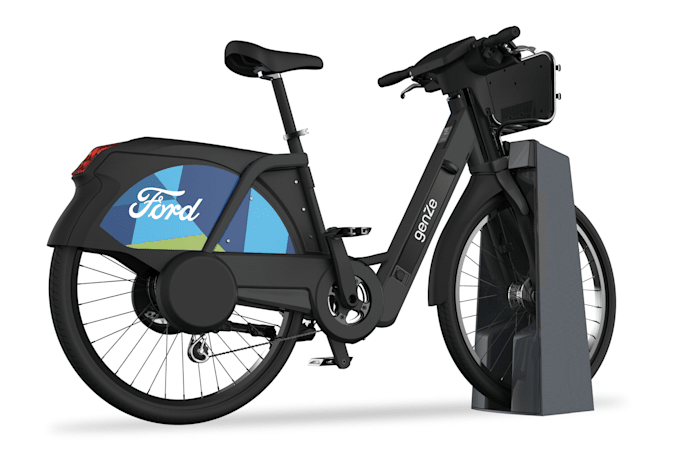 Ford's electric GoBikes have arrived in San Francisco