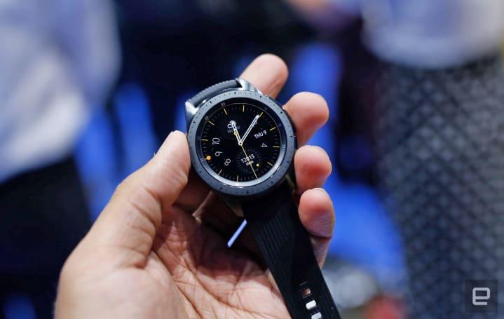 三星 Galaxy Watch 让人看到了进步,但没有惊喜