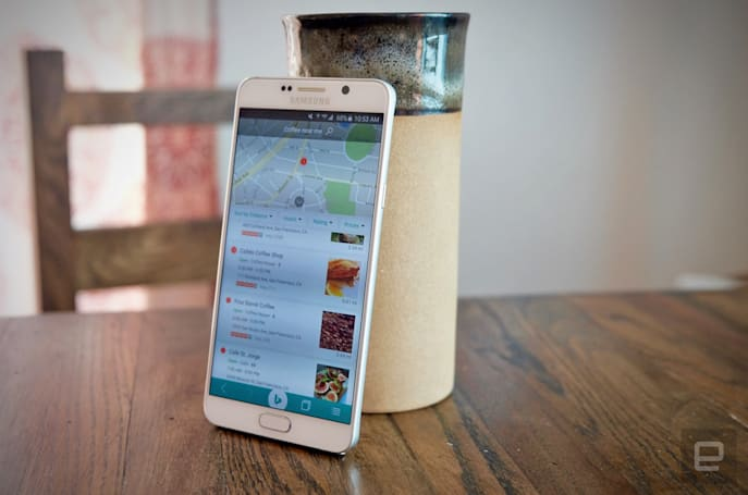 Bing's big mobile search update comes to Android