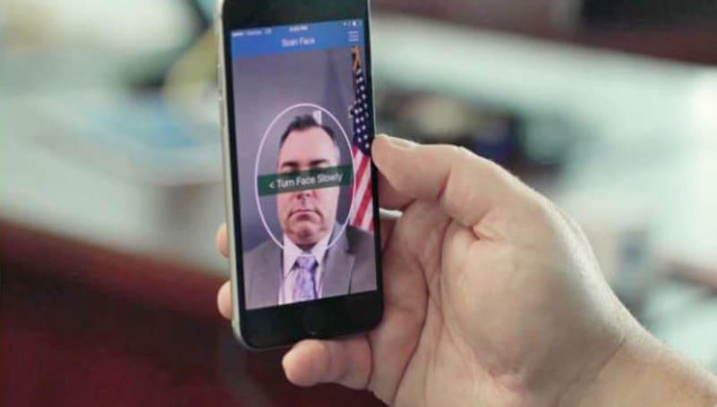 Alabama tests filing taxes via selfie
