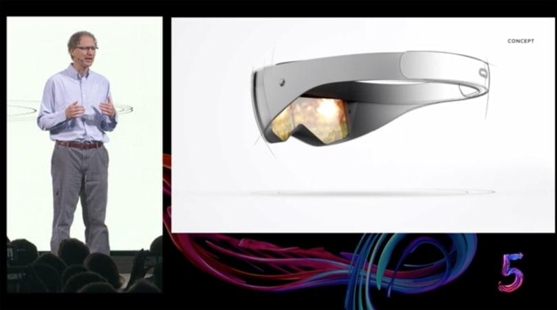 Oculus 预言超薄外型的 VR 眼镜将会在该领域未来的发展中占有一席之地