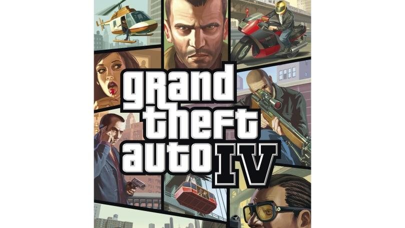 《GTA IV》加入 Xbox One 向下兼容游戏阵容