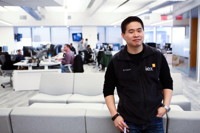 IEX 要打破被高速交易垄断的股票市场