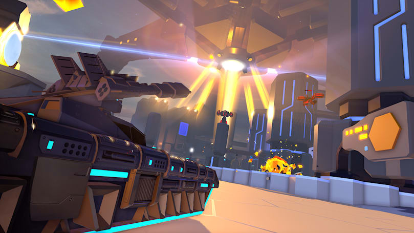 Play tank sim 'Battlezone' without a VR headset May 1st