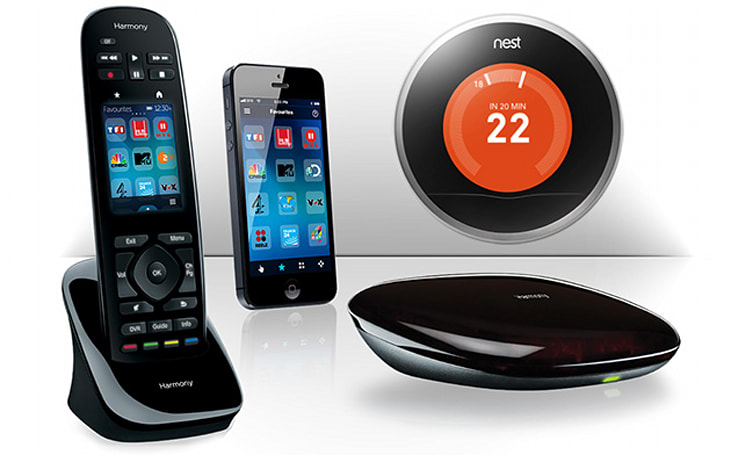Engadget giveaway: win a Harmony Ultimate and a Nest courtesy of Logitech!