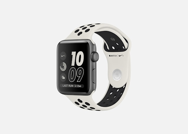 The only thing new about Nike's latest Apple Watch is the band