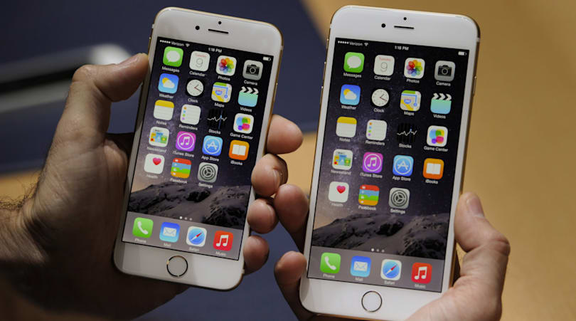 iPhone 6 Plus 触控门的维修报价为 1,100 元