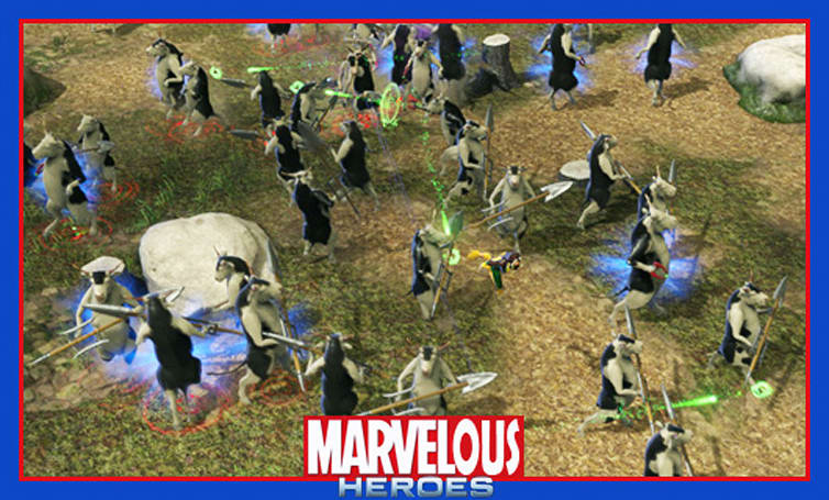The Stream Team: This Marvel Heroes event is for the cows