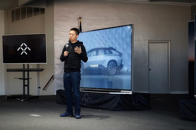 Faraday Future may have received a $1.5 billion lifeline