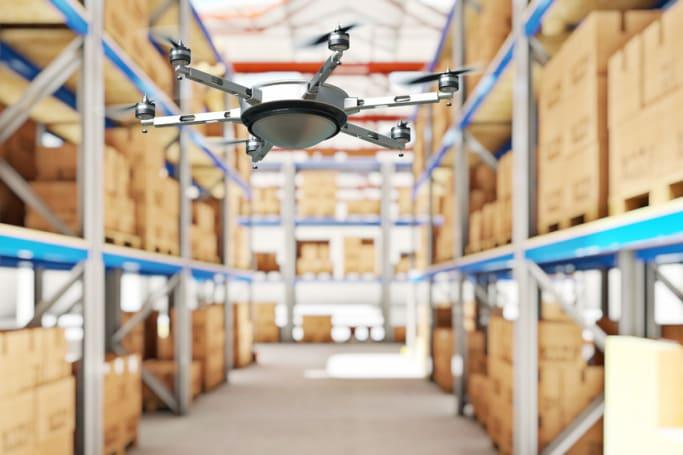 MIT 研究員利用無人機隊來追蹤貨倉庫存