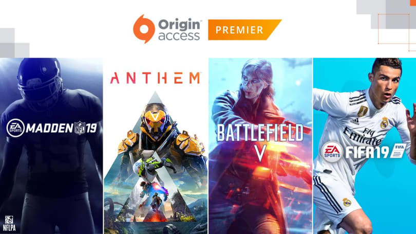 EA will launch its premium Origin Access subscription next week