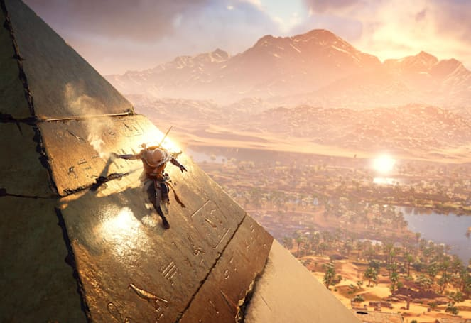 'Assassin's Creed' predicted the new pyramid chamber discovery