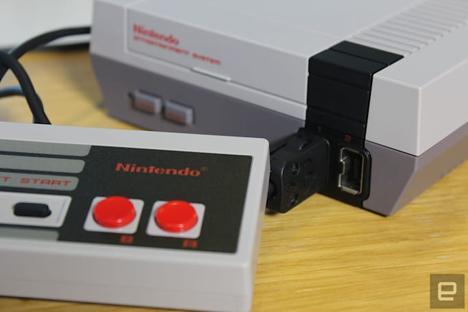 Nintendo's NES Classic Edition returns on June 29th