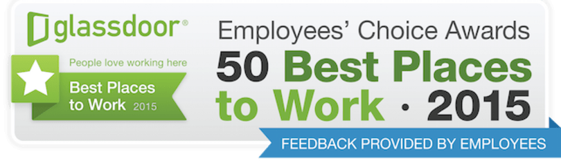 Apple #22 on Glassdoor's 2015 Best Places to Work list