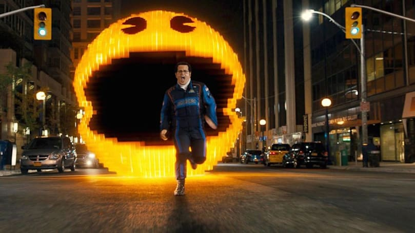 'Pixels' is somehow even worse than I thought it could be