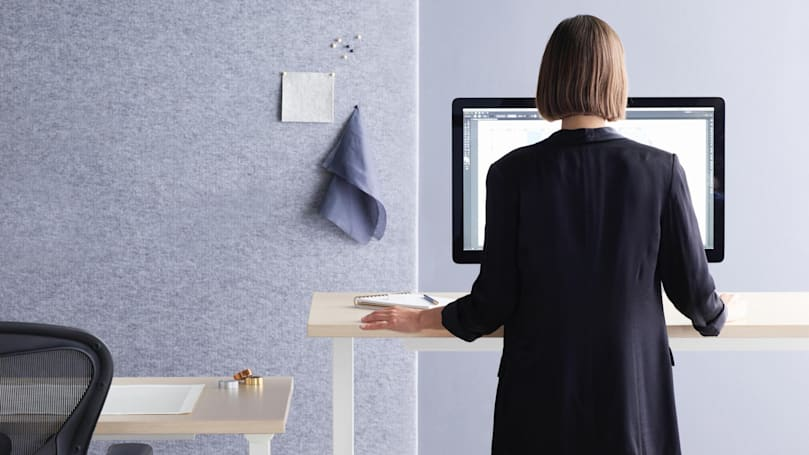 Herman Miller tries to cash in on our activity-tracking obsession