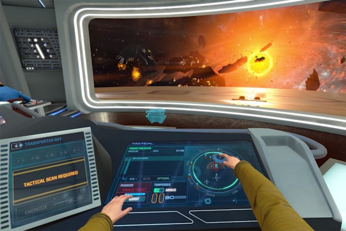 'Star Trek: Bridge Crew' drops its VR headset requirement